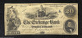 Large Size:Demand Notes, Fr. 1 $5 1861 Demand Note Very Good. Other than a few ...