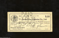 Miscellaneous:Depression Scrip, Gloucester, MA- Gorton-Pew Fisheries Co. 50¢ 1933. It is ...