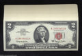 Small Size:Legal Tender Notes, Fr. 1514 Fifty Consecutive $2 1963A Legal Tender Notes. Gem ... (50 notes)