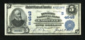 National Bank Notes:Tennessee, Knoxville, TN - $5 1902 Date Back Fr. 594 The Holston NB Ch. #(S)4648. ...