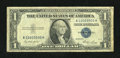 Error Notes:Inverted Reverses, Fr. 1614 $1 1935E Silver Certificate. Very Good.. ...