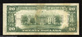 Small Size:World War II Emergency Notes, 1934-A $20 Hawaii Federal Reserve Note, Fr-2305, VF-XF. Late ...