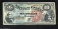 Large Size:Legal Tender Notes, Fr. 96 $10 1869 Legal Tender Note Superb Gem New. We could ...