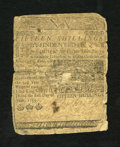 Colonial Notes:Delaware, Delaware June 1, 1759 15s Very Good....