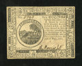 Colonial Notes:Continental Congress Issues, Continental Currency May 10, 1775 $6 Choice About New....