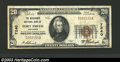 National Bank Notes:Arkansas, Fort Smith, AR - $20 1929 Ty. 1 Merchants National Bank ...
