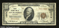 National Bank Notes:California, San Francisco, CA - $10 1929 Ty. 1 Pacific NB Ch. # ...