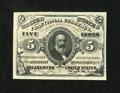 Fractional Currency:Third Issue, Fr. 1236 5c Third Issue Choice New....