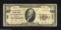 National Bank Notes:Kentucky, Winchester, KY - $10 1929 Ty. 2 The Clark County NB Ch....