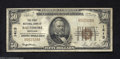 National Bank Notes:Maryland, Baltimore, MD - $50 1929 Ty. 1 The First NB Ch. # ...