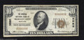 National Bank Notes:Maryland, Ellicott City, MD - $10 1929 Ty. 1 The Patapsco NB Ch. ...