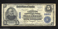 National Bank Notes:Pennsylvania, Ashland, PA - $5 1902 Plain Back Fr. 606 The Citizens NB ...