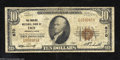 National Bank Notes:Pennsylvania, Erie, PA - $10 1929 Ty. 1 The Marine NB Ch. # 870