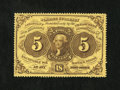 Fractional Currency:First Issue, Fr. 1228 5c First Issue Choice New....