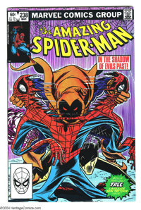 Amazing Spider-Man #238 (Marvel, 1983) Condition: NM. First appearance of Hobgoblin (Ned Leeds). John Romita Sr. and Joh...