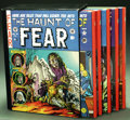 Books:Anthology, The Complete EC Library: Haunt of Fear Volumes 1-5 (Russ Cochran,1985). Russ Cochran's five volume, slipcased hardcover set...