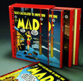 Books:Anthology, The Complete EC Library: Mad Volumes 1-4 (Russ Cochran, 1992). RussCochran's four volume, slipcased, Mad set reprinting...
