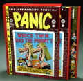 Books:Anthology, The Complete EC Library: Panic Volumes 1-2 (Russ Cochran, 1984).Russ Cochran's two volume, slipcased hardcover set reprinti...