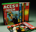 Books:Anthology, The Complete EC Library: Piracy/Aces High/Psychoanalysis/Extra! 4Volumes in slipcase (Russ Cochran, 1988). Russ Cochran's f...