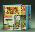 Books:Anthology, The Complete EC Library: Weird Science Volumes 1-4 (Russ Cochran).Russ Cochran's four volume, slipcased hardcover set repri...