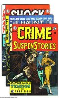 Bronze Age (1970-1979):Horror, EC Classic Reprints Group (East Coast Comix, 1973) Condition:Average NM-. The list of issues and the comics they reprint: #...(Total: 12 Comic Books Item)