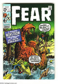 Bronze Age (1970-1979):Horror, Fear #1 (Marvel, 1970) Condition: NM-. Overstreet 2003 NM 9.4value: $41. ...