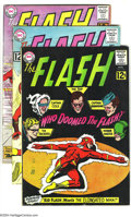 Silver Age (1956-1969):Superhero, The Flash #130-135 Group (DC, 1962-63) Condition: Average FN. This group consists of six comics: #130 (first Gauntlet of Sup... (Total: 6 Comic Books Item)