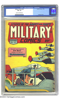 Sub-Mariner Comics #38 (Timely, 1955) CGC VF- 7.5 Cream to off-white pages. Origin Sub-Mariner's wings. Namora makes an...
