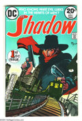 Bronze Age (1970-1979):Miscellaneous, The Shadow #1 (DC, 1973) Condition: VF/NM. Michael Kaluta cover andart. Overstreet 2003 VF/NM 9.0 value = $33; NM 9.4 value...