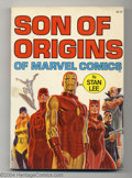 Books:Superhero, Son of Origins 1st print (Simon and Schuster, 1975) Condition: VF-.Fireside Publishing reprints of classic stories. John Ro...