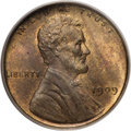 Lincoln Cents, 1909 1C VDB DDO MS65 Red and Brown PCGS....