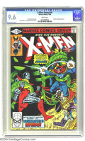 Modern Age (1980-Present):Superhero, X-Men Annual 4 (Marvel, 1980) CGC NM+ 9.6 White pages. Chris Claremont story. John Romita Jr. and Bob McLeod cover and art. ...