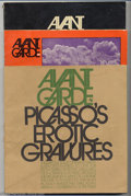 Magazines:Miscellaneous, Avant-Garde Group (Avant-Garde Media, 1969-71). Six issues make upthis group of the artsy magazine edited by Ralph Ginzburg...