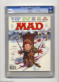 Magazines:Mad, Mad #217 Gaines File pedigree (EC, 1980) CGC VF/NM 9.0 White pages.Dick DeBartolo, Tom Koch, and Stan Hart stories. Angelo ...
