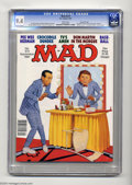Magazines:Mad, Mad #273 Gaines File pedigree (EC, 1987) CGC NM 9.4 White pages. Pee-Wee meets Alfred! Angelo Torres, Don Martin, Mort Druck...