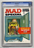 Magazines:Mad, Mad Special #15 (EC, 1974) CGC NM 9.4 Off-white to white pages. Includes Nostalgic Mad #3. Harvey Kurtzman art. Highest ...