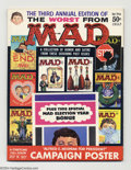 Magazines:Mad, Worst From Mad #3 (EC, 1960) Condition VF. Wally Wood, MortDrucker, and Don Martin art. Includes the Alfred E. Neuman for P...