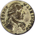 Colonials, Undated MEDAL Washington Success Medal, Small Size, Reeded Edge AU58 PCGS....