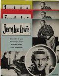 Music Memorabilia:Recordings, Jerry Lee Lewis EP Group of 3 (Sun, 1958). The Killer released 3self-titled EPs in 1958: Sun EPA-108, -109, and -110. Here ...(Total: 3 )