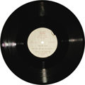 "Music Memorabilia:Recordings, Jody Reynolds ""Endless Sleep"" 78 Test Pressing (Audio Recorders,1958). The quintessential one-hit wonder had a #5 hit with ..."