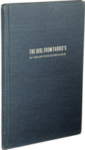 Books:Signed Editions, Edgar Rice Burroughs: Limited Edition of The Girl From Farris's. (Kansas City: House of Greystoke, 1965), one of 50 copi...