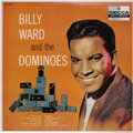 """Music Memorabilia:Recordings, """"Billy Ward and the Dominoes"""" Promo LP Decca 8621 (1958).Influential band that featured Clyde McPhatter, then JackieWilson..."""