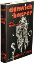 Books:First Editions, H. P. Lovecraft: The Dunwich Horror and Others. (Sauk City:Arkham House, 1963), first edition, third printing (10 alter...