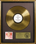 "Music Memorabilia:Awards, Rod Stewart ""Greatest Hits"" Gold Record Award (RIAA, 1979). Rod""the Mod"" Stewart has been a been a fan favorite for years. ..."