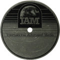 """Music Memorabilia:Recordings, Elvis Presley Acetate (IAM, 1964). Included on this one-sided, four-track acetate are """"King Of The Whole Wide World,"""" """"This ..."""