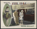 "Movie Posters:Comedy, Silk Legs (Fox, 1927). Lobby Card (11"" X 14""). Comedy. Starring Madge Bellamy, James Hall, Joseph Cawthorn, Maude Fulton and..."