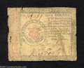 Colonial Notes:Continental Congress Issues, January 14, 1779, $1, Continental Congress Issue, CC-87, Fine. ...
