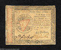 Colonial Notes:Continental Congress Issues, January 14, 1779, $55, Continental Congress Issue, CC-98, VF. ...