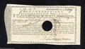 Colonial Notes:Connecticut, Connecticut Fiscal Paper, 72L 11s 2d, CU. This is a lovely ...