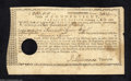 Colonial Notes:Connecticut, Connecticut Fiscal Paper, 200L, XF-AU. This is another ...